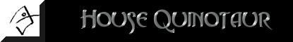 House Quinotaur banner